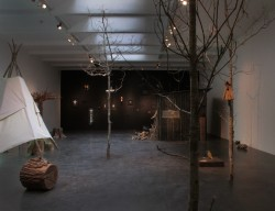 Exhibition: Bone Black