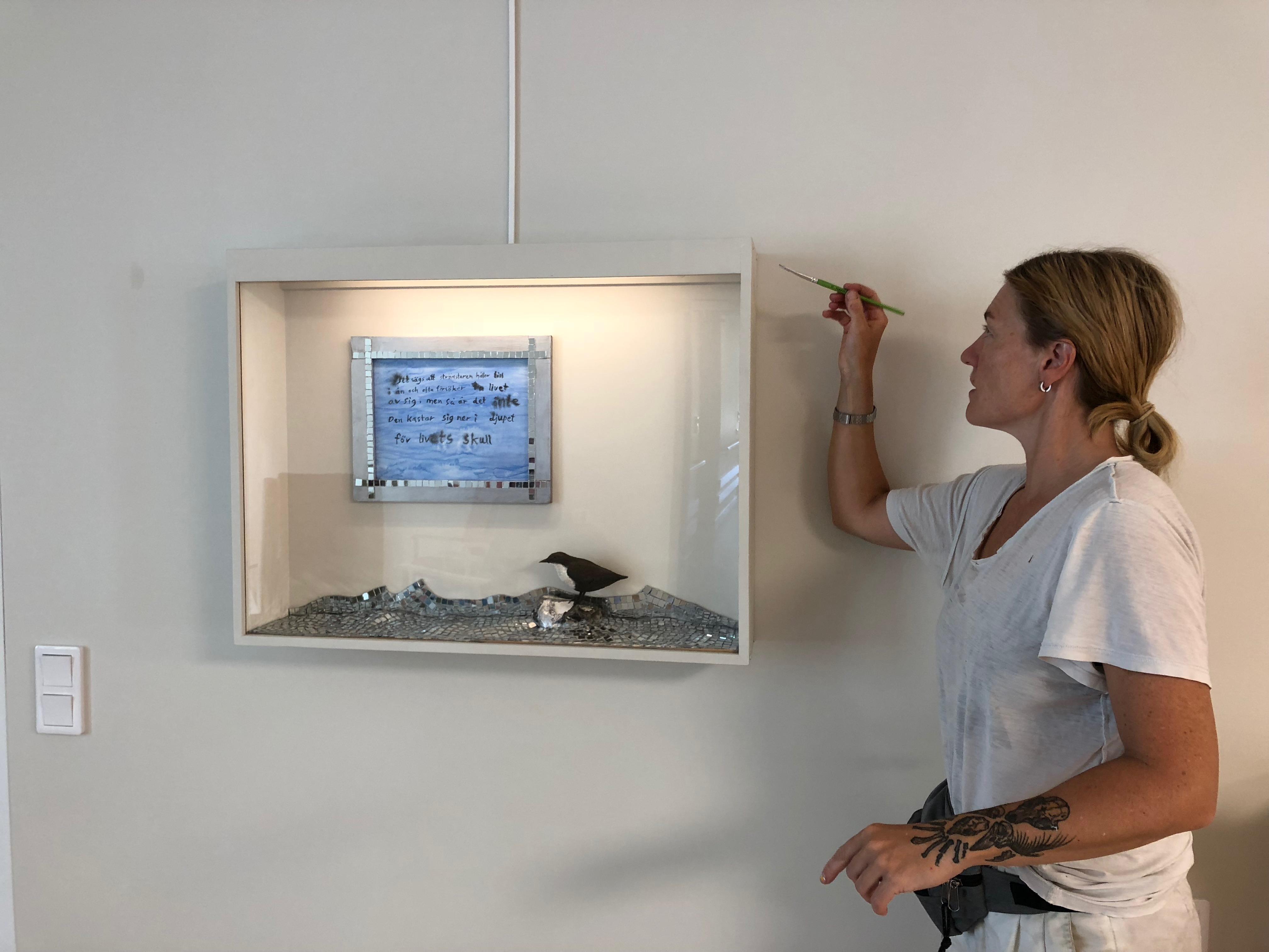 Tilda Lovell, Fågelboken