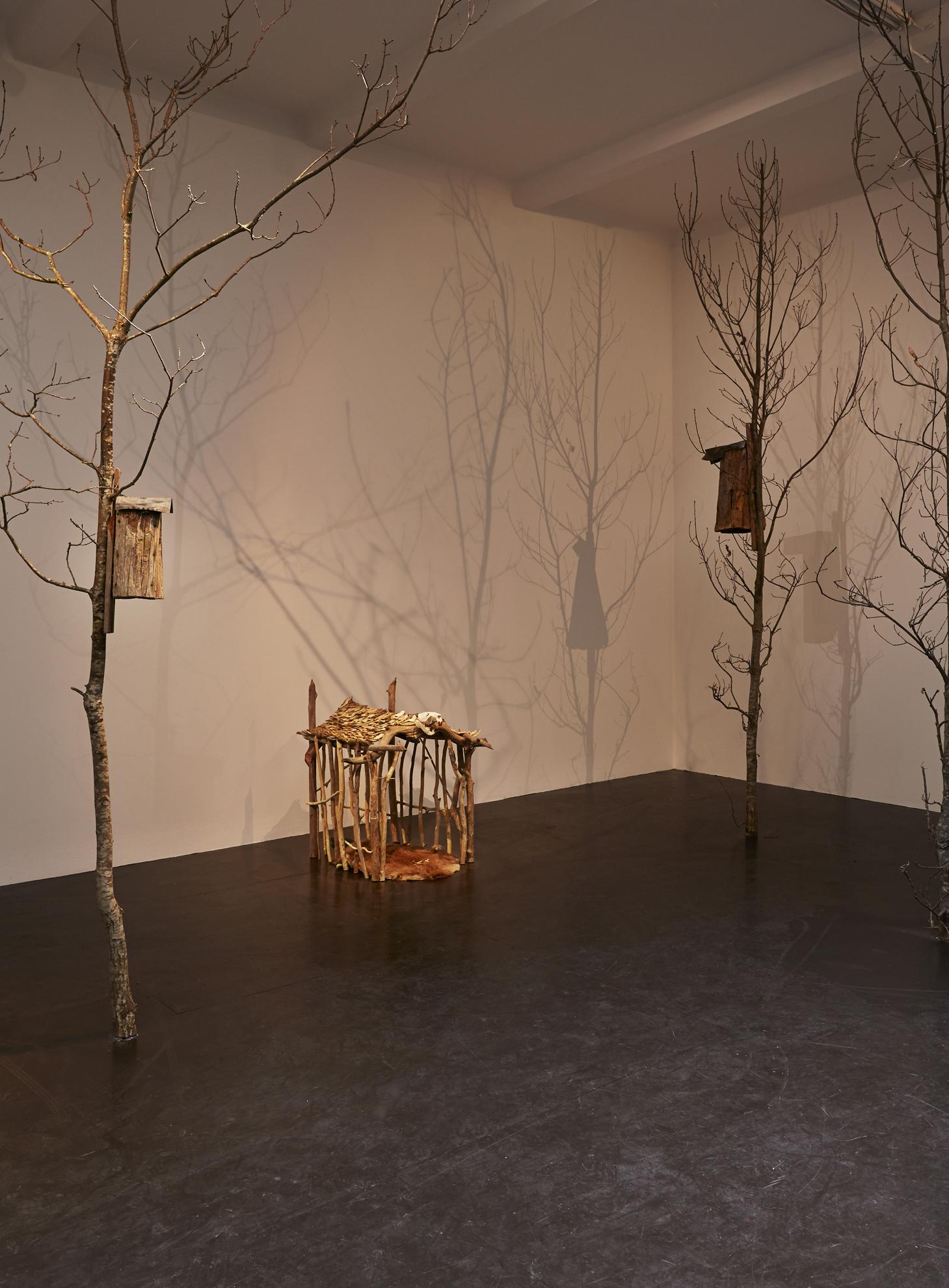 Tilda Lovell, Lars Bohman Gallery, 2014.